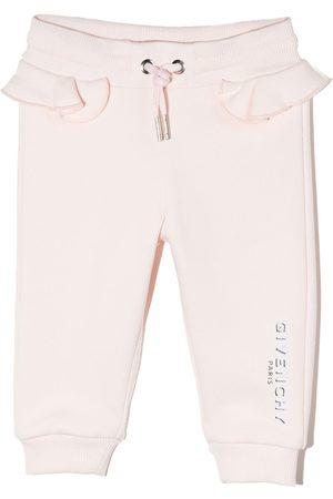 Givenchy Logo-print tapered track pants