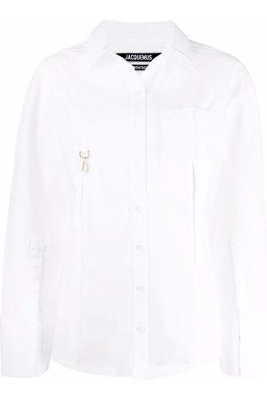 Jacquemus Flap pockets shirt