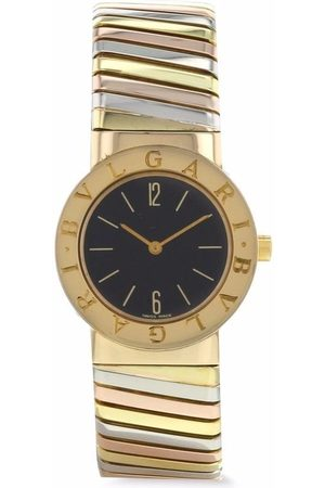 Bvlgari Women Watches - 1990 pre-owned Tubogas 26mm