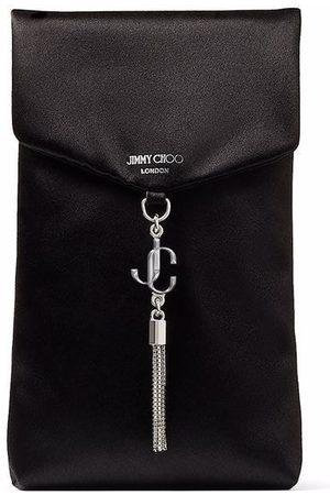 Jimmy Choo Women Phone Cases - Soft phone holder