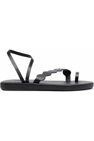 Ancient Greek Sandals Women Sandals - Koralia leather sandals