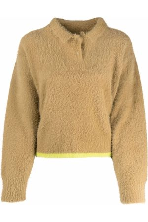 Jacquemus Neve polo jumper