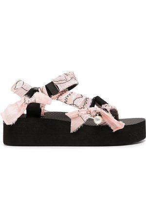 BAPY X Arizona Love Trekky sandals