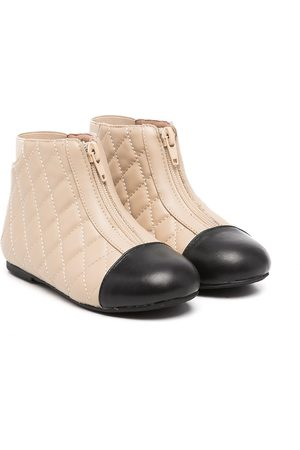 AGE OF INNOCENCE Nicole quilted boots