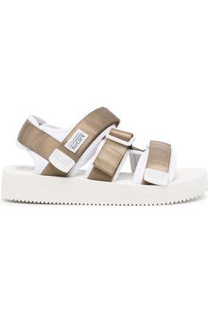 SUICOKE Women Sandals - Kisee V touch-strap sandals