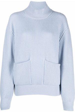 FEDELI Rib-knit pocket jumper