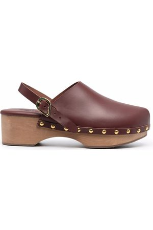 Ancient Greek Sandals Women Casual Shoes - Classic Closed 70mm studded clogs