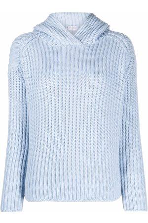 FEDELI Women Long Sleeve - Long sleeve rib knit jumper