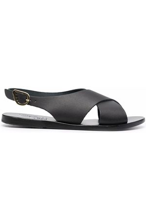 Ancient Greek Sandals Women Sandals - Maria crossover-strap sandals