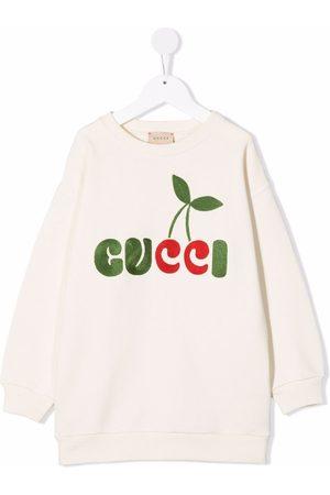 Gucci Girls long-sleeve sweatshirt