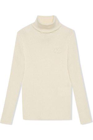 Gucci GG wool turtleneck jumper