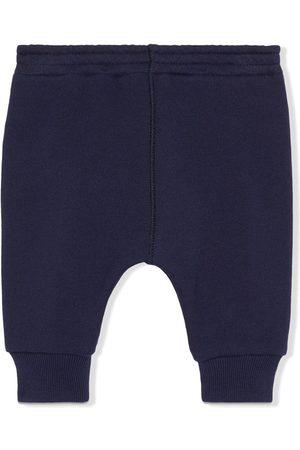 Gucci Logo-patch track pants