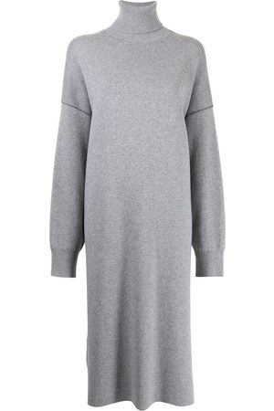 PROENZA SCHOULER WHITE LABEL Women Knitted Dresses - Roll-neck knitted dress