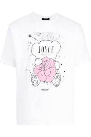 UNDERCOVER Men Short Sleeve - Teddy bear print T-shirt