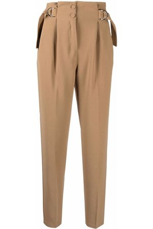 Pinko Women Pants - Cropped tapered trousers