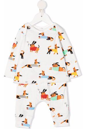 Stella McCartney Baby Long Sleeve - Baby Doggies T-shirt and leggings set