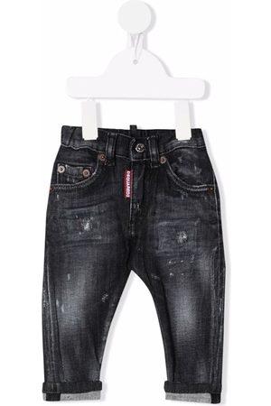 Dsquared2 Boys Skinny - Distressed skinny jeans