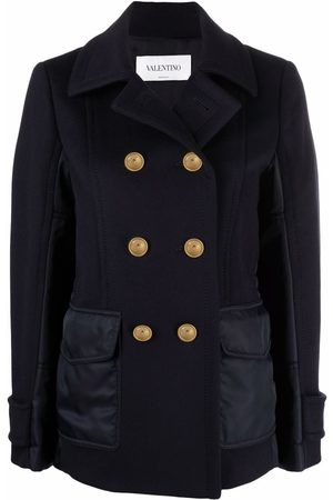 VALENTINO Double-breasted coat