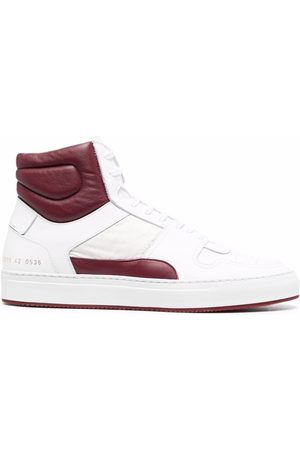 COMMON PROJECTS High-top lace-up trainers