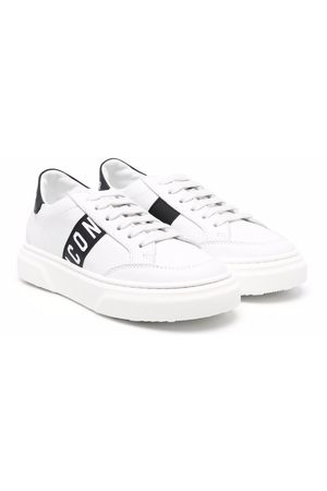 Dsquared2 Boys Sneakers - Logo low-top sneakers