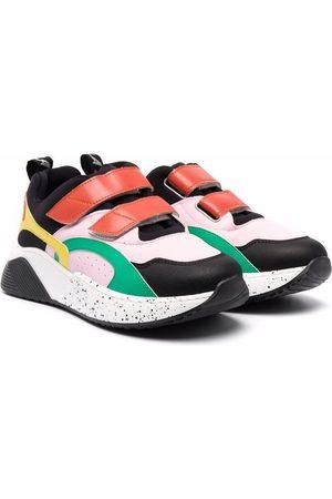 Stella McCartney Boys Sneakers - TEEN Eclipse colour-block sneakers