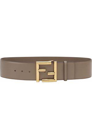 Fendi Women Belts - FF-motif belt