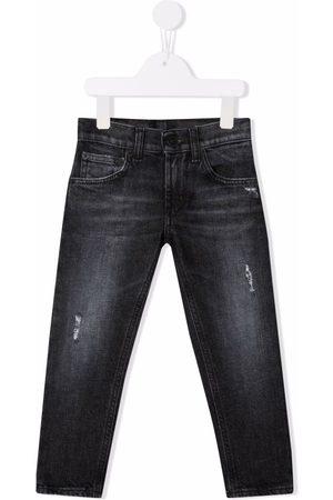 Dondup Boys Skinny - Distressed skinny jeans