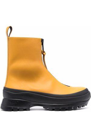 Jil Sander Women Ankle Boots - Zip-fastening ankle boots