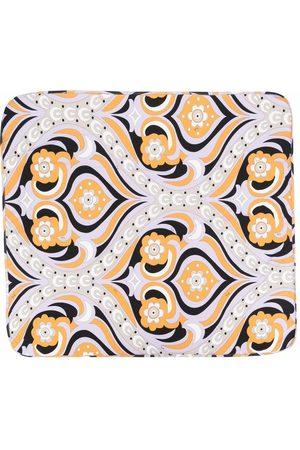 Emilio Pucci Signature-print blanket