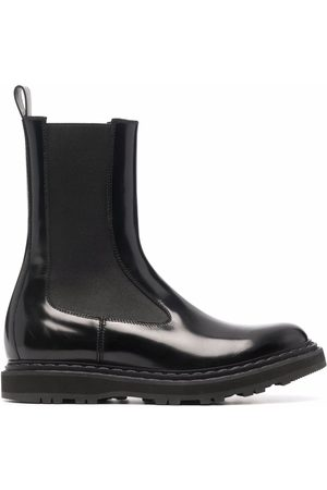 Officine creative Women Ankle Boots - Lydona high-shine leather ankle boots