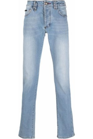 Philipp Plein Straight-leg denim jeans