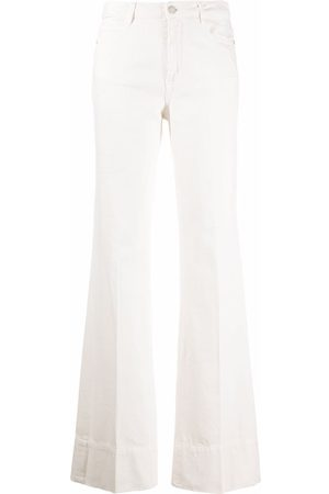Ermanno Ermanno Women Bootcut & Flares - High waisted flared jeans