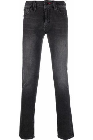 Philipp Plein Men Slim - Slim-cut denim jeans