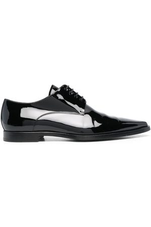 Dsquared2 High-shine lace-up shoes
