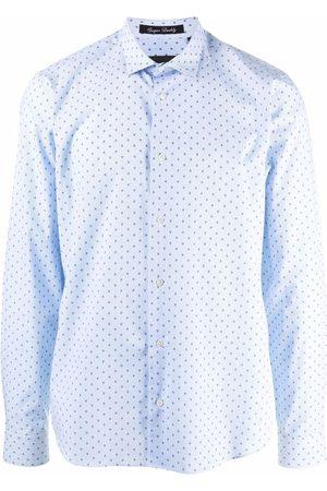 Philipp Plein Sugar Daddy cotton shirt