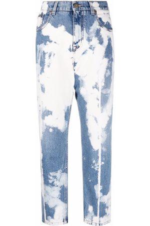 Tom Ford Acid-wash straight jeans