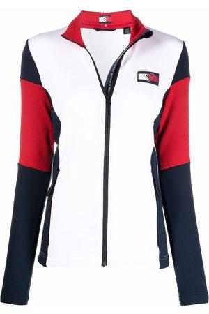 Rossignol Women Sports Jackets - Logo colour-block jacket