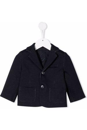 FAY KIDS Baby Blazers - Buttoned cotton blazer
