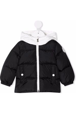 Moncler Logo-patch puffer jacket