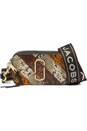 Marc Jacobs Women Shoulder Bags - The Snapshot snakeskin-effect bag