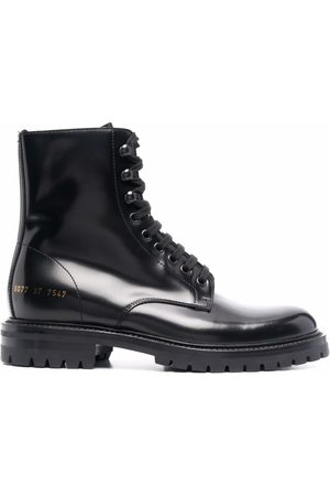 COMMON PROJECTS Ankle lace-up boots