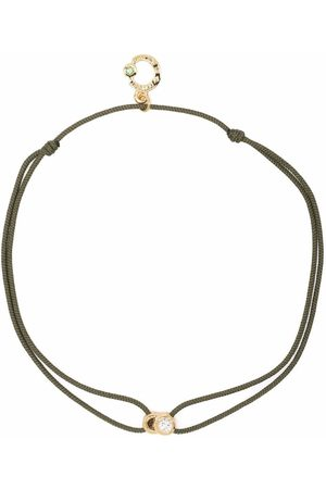 COURBET 18kt yellow diamond Let's Commit bracelet
