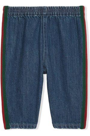 Gucci Baby Jeans - Web-trim jeans