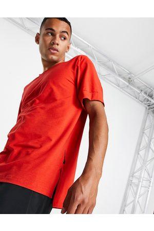 Nike Men Sports T-shirts - Nike Yoga Dri-FIT t-shirt in