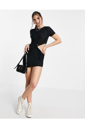 ASOS Women Bodycon Dresses - Bodycon mini dress with exposed hip detail in