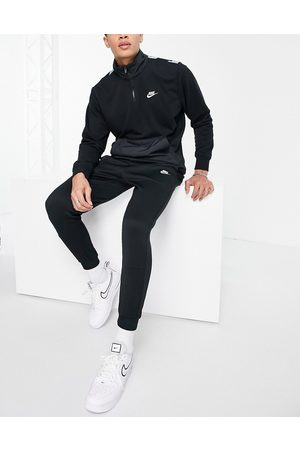 Nike Tribute knit joggers in