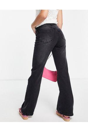Urban Bliss Women Straight - Straight flare jean in