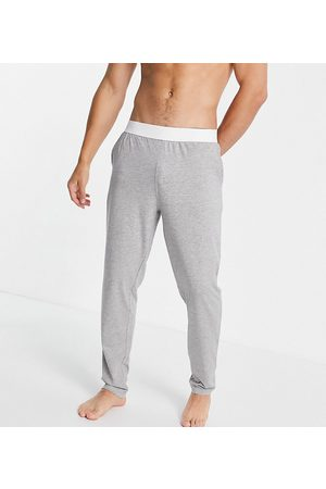 New Look Lounge jersey joggers in