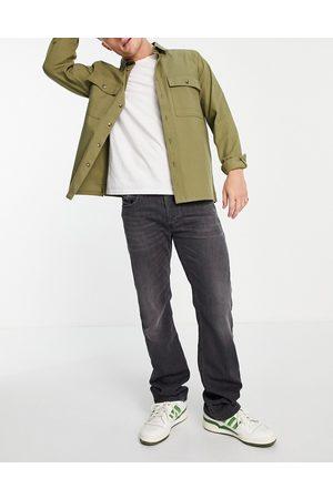 Diesel Larkee-x straight fit jeans in dark