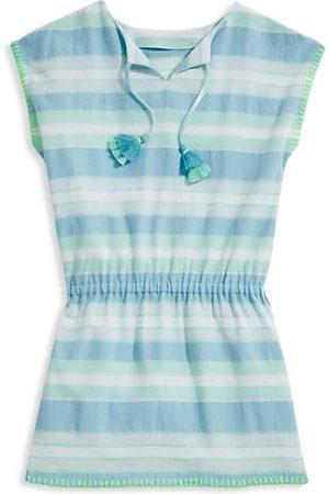 Vineyard Vines Girls Beach Dresses - Little Girl's & Girl's Stripe Cover-Up